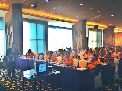 Sharing Session kepada Caleg DPR RI, DPRD 1 dan DPRD 2 Jakarta