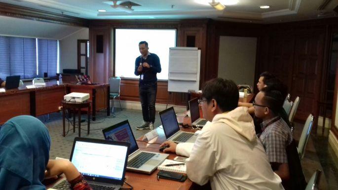 Sharing di Indosat Ooredoo kantor Pusat day 2