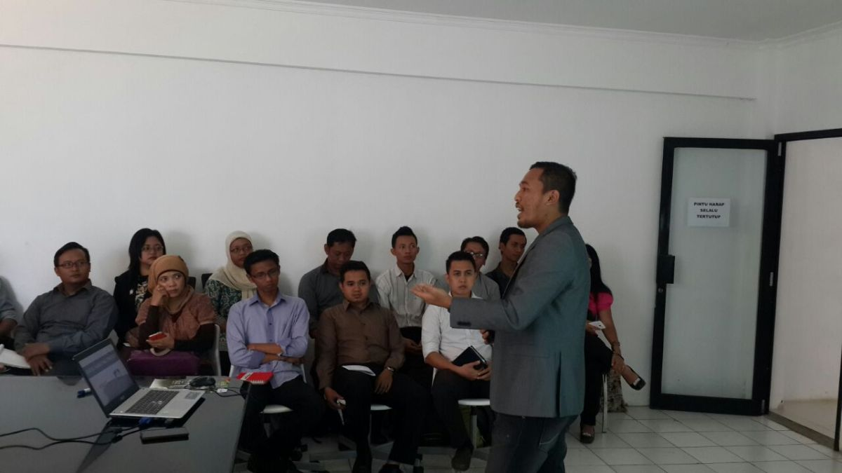 Sharing Digital Marketing Strategy di The Avenue Development