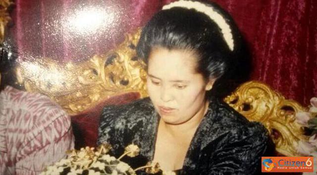 Foto satu-satunya Ibu Saya Wiwik Purwati